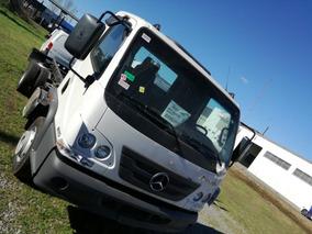 Mercedes Benz Accelo 815/37 Camion 0km