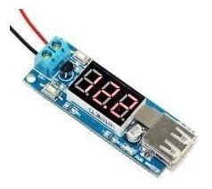 Modulo Conversor De Voltagem Para Arduino C. Display Led