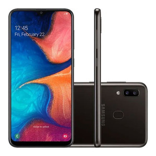 Smartphone Samsung Galaxy A20 32gb Dual Chip Android 9.0