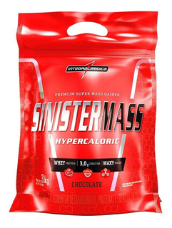 Hipercalórico Sinister Mass 3kg - Integral Medica