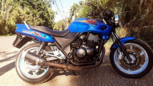 Imagem 1 de 8 de Honda Cb500