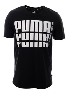Playera Atletica Rebel Bold Basic Hombre 01 Puma Full 854828