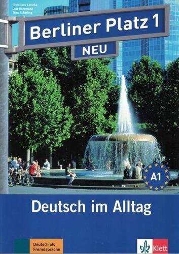 Berliner Platz 1 Neu - Lehr-und Arbeitsbuch Mit 2 Audio-cd