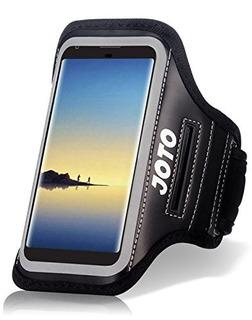 Ejecución De Brazalete Para Samsung Galaxy S9 S8 Plus Note
