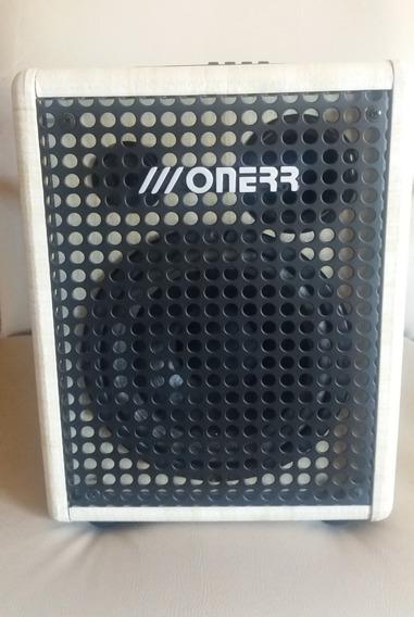 Caixa Bluetooth Onerr Bt20 Creme Nova