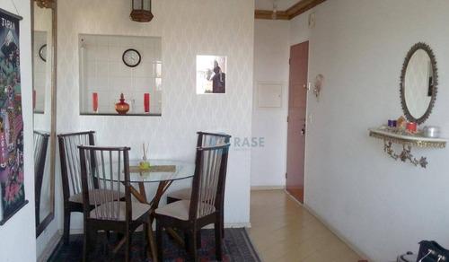 Apartamento Com 2 Dormitórios À Venda, 55 M² Por R$ 245.000,00 - Morumbi - São Paulo/sp - Ap1730