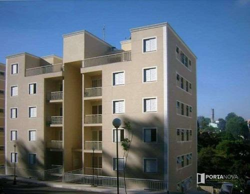Apartamento Com 2 Dormitórios À Venda, 55 M² Por R$ 250.000,00 - Parque Frondoso - Cotia/sp - Ap0137