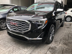 Gmc Terrain 3.6 Denali At 2018 Negro
