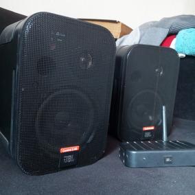 Caixa De Som Acústica Jbl Control 2.4g Wireless Par