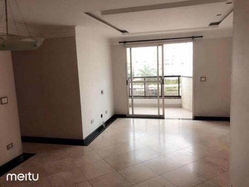 Imagem 1 de 16 de Apartamento À Venda, 89 M² Por R$ 640.000,00 - Tatuapé - São Paulo/sp - Ap5800