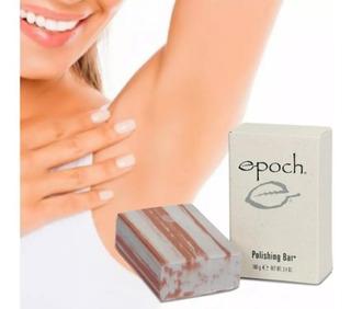 Jabon Barra Exfoliadora Epoch Nu Skin Polishing Bar Nuskin
