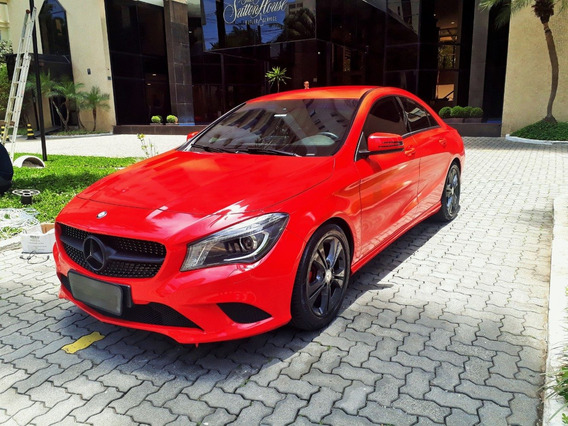 Mercedes Benz Cla 200 2015 Blindada