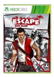 Escape Dead Island Xbox 360/ Xbox One Nuevo (en D3 Gamers)