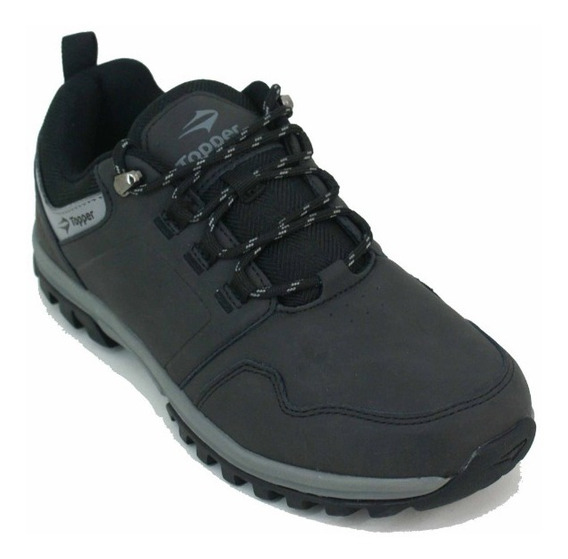 Zapatillas Topper Kang Low Outdoor Trekking Yandi 51346