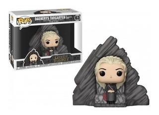 Funko Pop Daenerys Targaryen Dragonstone T63 Game Of Thrones