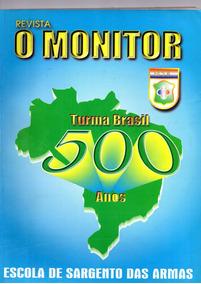 Revista O Monitor Da Turma De 2000 Da Essa