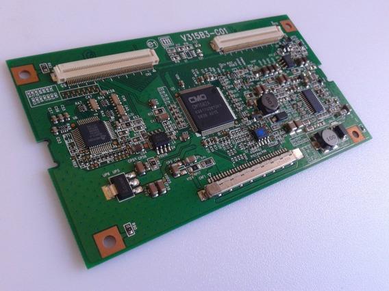 Placa T-con V315b3-c01 Sony Klv-32l500a Semp Toshiba Lc3245w