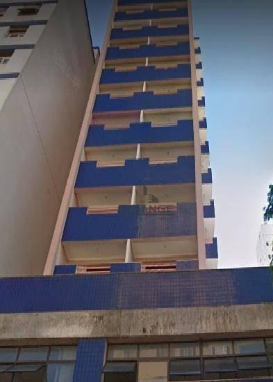 Apartamento Com 1 Dormitório À Venda, 119 M² Por R$ 420.000,00 - Centro - Campinas/sp - Ap16606