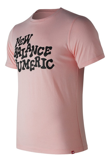 Remera New Balance Numeric High Hombre