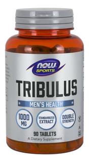 Tribulus Terrestris Now Foods 1000mg 90tabs Importado Eua