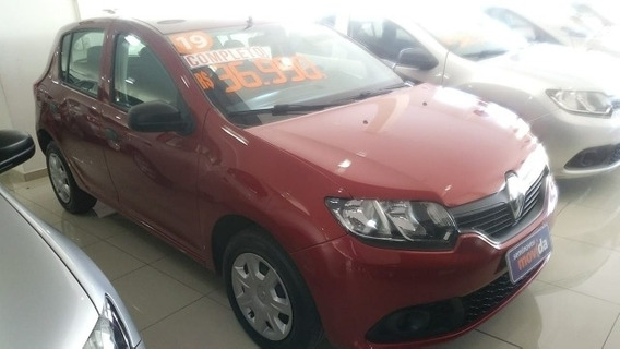 Sandero 1.0 12v Sce Flex Authentique Manual 29618km
