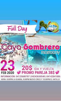 Full Day Cúcuta Y Morrocoy