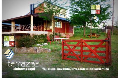 Tranquilidad En Las Sierras De Cordoba - Mini Vacaciones
