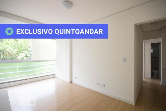Apartamento No 1º Andar Com 2 Dormitórios E 1 Garagem - Id: 892986497 - 286497