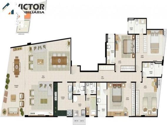 Apartamento Padrão Em Guarapari - Es - Ap0314_hse