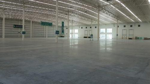 Bodega Nave Industrial En Renta, Pesquería, Nuevo León