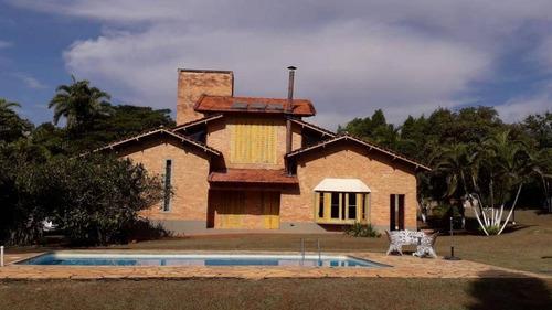 Imagem 1 de 30 de Chácara Com 4 Dormitórios À Venda, 5000 M² Por R$ 900.000,00 - Éden - Sorocaba/sp - Ch0295