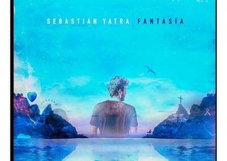 Sebastian Yatra Fantasia Cd Musica Original 2019
