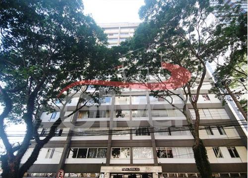Imagem 1 de 22 de Dona Letícia, Apartamento 3 Dormitorios, 2 Vagas De Garagem, Batel, Curitiba, Paraná - Ap00878 - 33581311