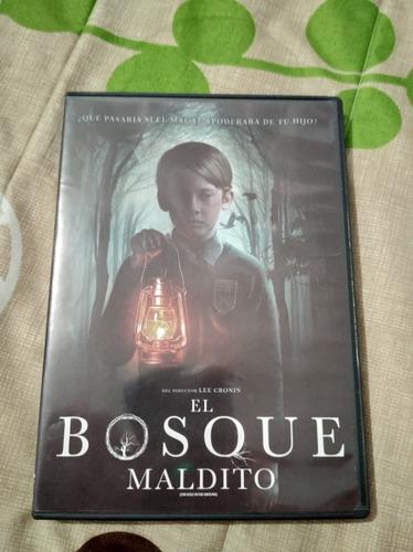 Imagen 1 de 4 de El Bosque Maldito - Dvd - Original - Seminuevo