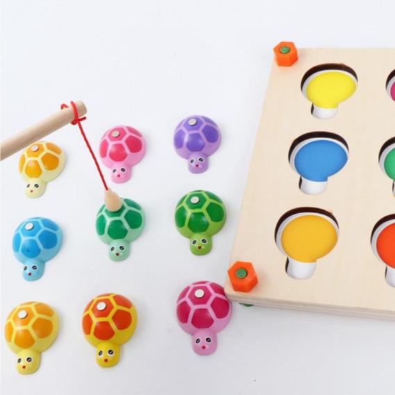 Memória De Madeira Xadrez Brinquedos Educativos Crianças Jog