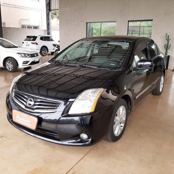 Nissan Sentra Sl 2.0 Flex Aut Cvt Mod 2012