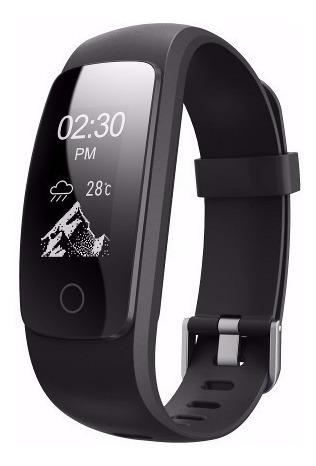 Pulseira Inteligente Smartband Id107 Plus Monitor Cardíaco-