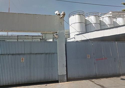 Excelente Nave Industrial En Renta De 11660m2 En Naucalpan De Juárez. Completo.