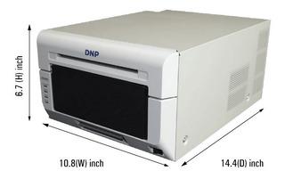 Impresora Fotografica Dnp Ds620a Para 4x 6x Panoramicas