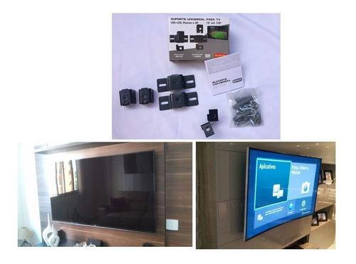 Suporte Tv Lg Smart 4k Curva Para Painel Parede Completo Mercado Livre