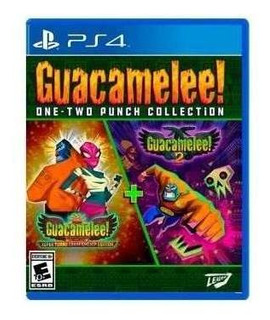 Guacamelee!: One-two Punch Collection Ps4
