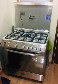 Cocina A Gas Ursus Trotter Euro 80 Pro