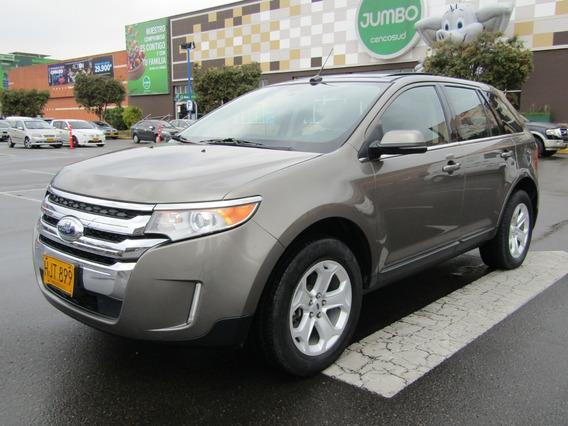 Ford Edge Limited 3500 Aa Ab Abs Tc 4x4 2020