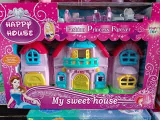 Casa Muñecas My Sweet House Happy House