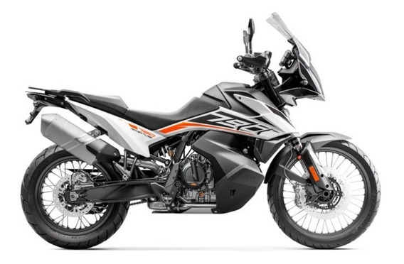 Ktm Adventure 790 S 2019 Stock, No Bmw No Triumph
