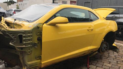 Imagem 1 de 2 de Chevrolet Camaro 2ss 2011 - Sucata Motor Peças Acessórios