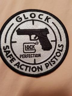 Emblema Glock Armas