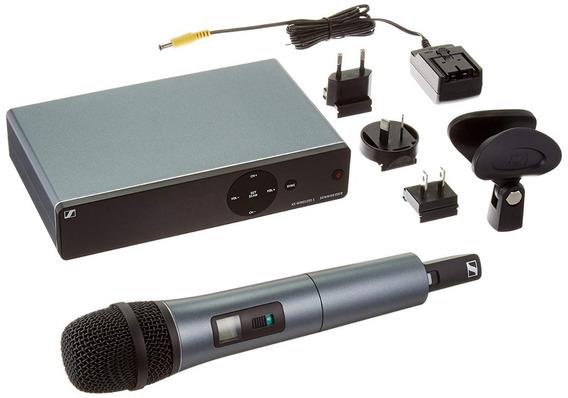 Microfone Sem Fio Sennheiser Xsw 1 - 825-a Uhf