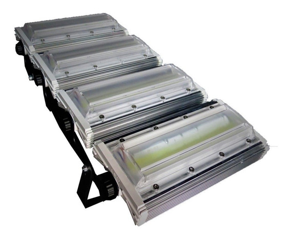 Refletor Led Linear Project-light Lamp 200w Branco Frio