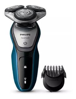 Afeitadora Philips S5420 Aquatouch Recargable Humedo